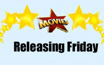 Movies Releasing This Friday (Tomorrow)