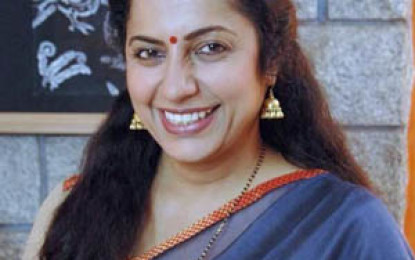 Suhasini to Promote Luxembourg in India