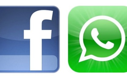 Facebook buying WhatsApp for $19 Billion