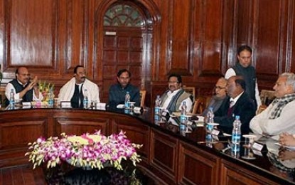 Cabinet Approves Telangana Bill