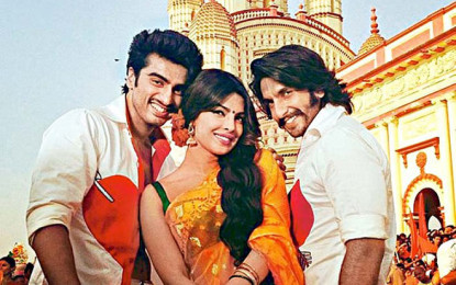 Gunday Movie Review and Movie Rating