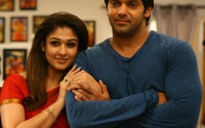 Raja Rani Movie  Cast & Review