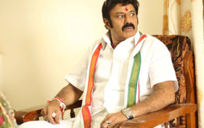 Bala Krishna to Balance Films and Politics