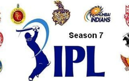 IPL 2014 Schedule Match Timings