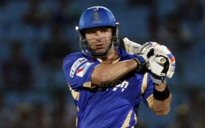 Sunrisers Hyderabad Vs Rajasthan Royals Score