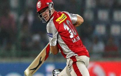 IPL 7th Match – Rajasthan Royals Vs Kings XI Punjab Score