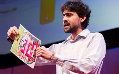 Indian American Scientist Develops Paper Microscope