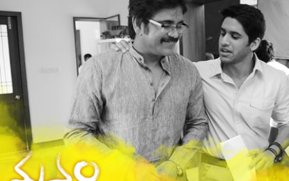 Manam Movie trailer On Apr 8th
