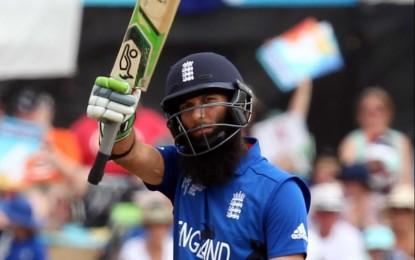 Cricket World Cup 2015 England Scotland