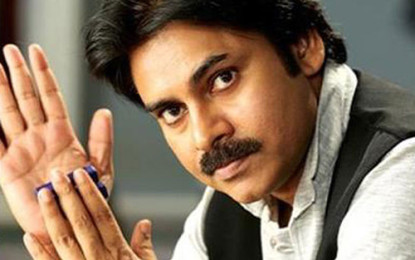 Power Star Pawan Kalyan tweeting a reminder to BJP