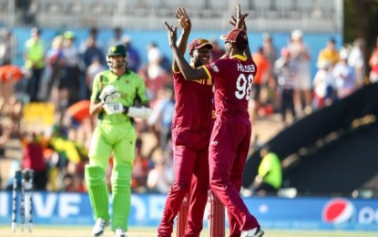 Cricket World Cup West Indies comfortably beat Pakistan