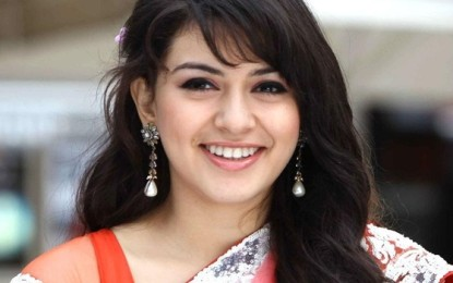 Why Hansika went to Europe?