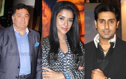 'All is well' First Look: Abhishek Bachchan and Rishi Kapoor is the new 'Lambuji-Tinguji' Bollywood