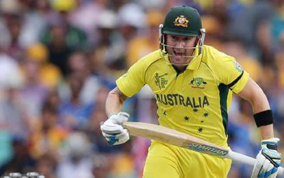 Australia thrash Scotland defy rain for seven wickets