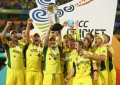 KEY UP AUSTRALIA WORLD CUP FIFTH TIME