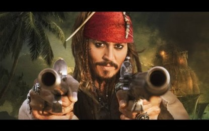 Extends Hand Injury Delays Johnny Depp in Pirates of the Caribbean 5 '