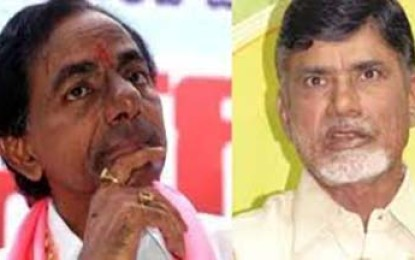 AP, Telangana Police Fight at the dam site, CMs meet today