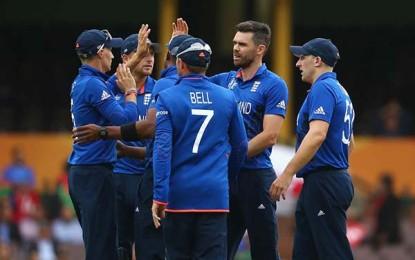 England win 9 windows AFG vs ENG  CWC15