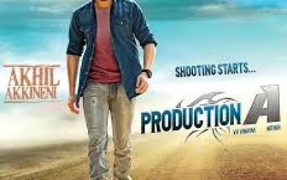 Akhil Akkineni to resume filming