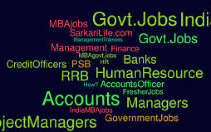 Sarkari Naukri 2015-Government Jobs in India updates