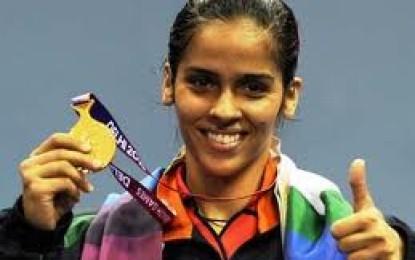 Saina Nehwal wins Maiden Open Super Series
