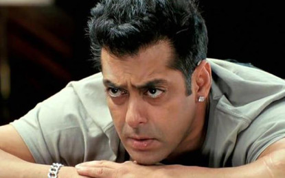 Salman Khan arrives at court for a hearing in 2002 if hit-and-run