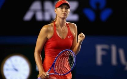 Gavrilova upsets Sharapova in Miami; Del Potro lost to change