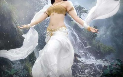 First Look Tamanna Bahubali Released