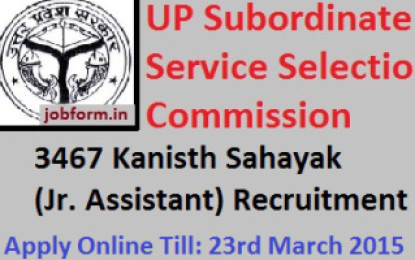UPSRTC Recruitment 2015 For 155 Driver Jobs