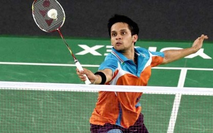 Singapore Open: Kashyap Parupalli books semifinal berth
