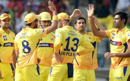 IPL 2015: Chennai Super Kings exciting career record victory over Delhi Daredevils