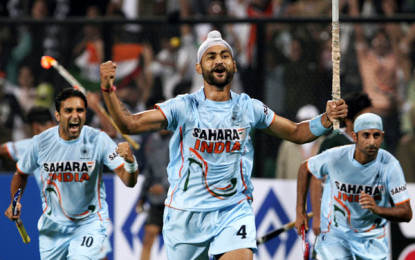 India vs Korea 2-2 in the opening match of the Sultan Azlan Shah Cup Hockey