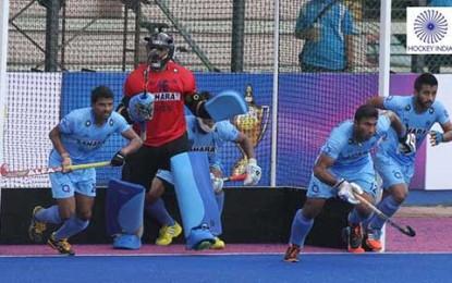 Azlan Shah Cup hockey highlights: India beat Korea on penalties to Win Bronze Medal