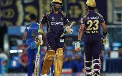 IPL 2015: As Kolkata Knight Riders Mumbai Indians beat Sunil Narine passed over in silence its first test