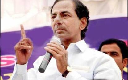 Huge stir on jobs to paralyze Telangana