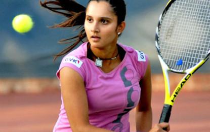 Sania Mirza-Martina Hingis shock suffer first defeat