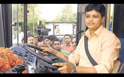 Telangana native becomes first woman pilot DTC