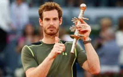 Tennis – Andy Murray stuns Rafael Nadal on clay by winning the Madrid Masters