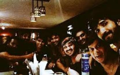 Manchu Manoj's Bachelor Party
