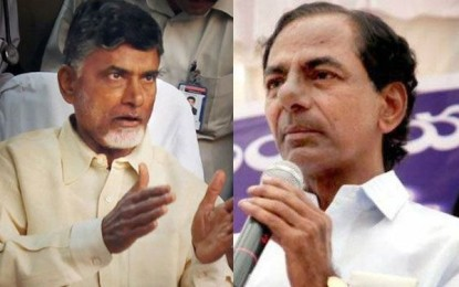 Andhra vs Telangana Row: Governor Narsimhan meets Home Minister Rajnath Singh, discusses situation in states