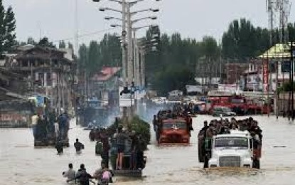 No lessons learned: Jammu and Kashmir government ill-prepared to handle flood crisis