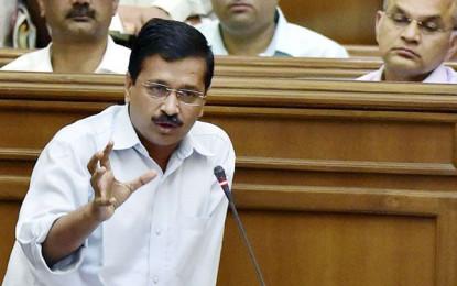 In Delhi Assembly, Scourge of Arvind Kejriwal in PM Lalit Modi Modi in Row