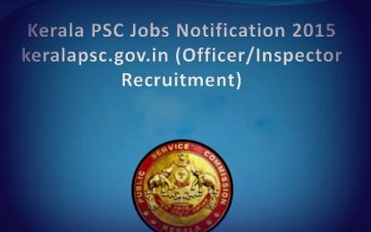 Notifications Kerala PSC in June 2015: