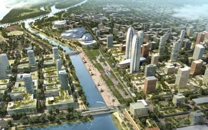 Andhra Pradesh invites Singapore, Japan to help build new capital Amaravati