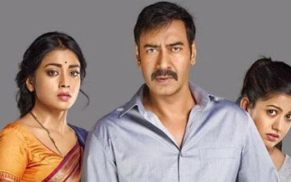 Slapping Scenes Cut From Ajay Devgn's Drishyam Right Before Its Release?