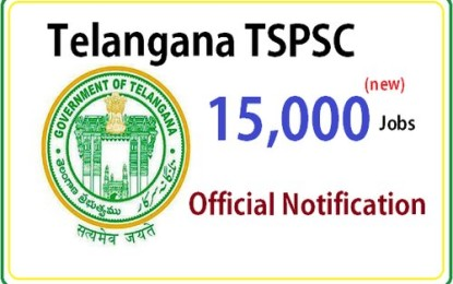 Telangana Jobs Bonanza Begins With CM's Sign