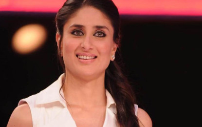 Kareena Kapoor: Make songs of very important elements for me