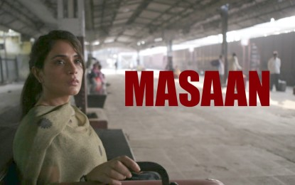 Bollywood gives thumbs up to 'Masaan'