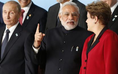 PM Modi the BRICS, SCO summit today, meets Iran President Rouhani
