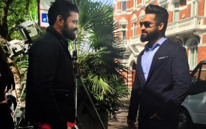 Junior NTR to start shooting for his 25th Telugu film in London!
